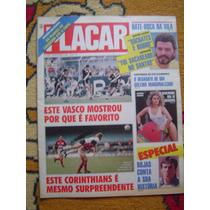 Placar Nº 1006 De 1989 -com Escudinhos -sergipe E River