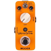 Pedal Mooer Ultra Drive Mk2 Distortion - Mds4 - Pd0877
