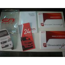 Novo Em Branco Manual Towner Jr Original Cn Auto Vuc Asia