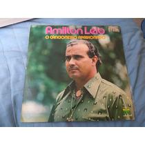 Lp Amilton Lelo - O Cancioneiro Apaixonado