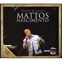 Cd Tripo Mattos Nascimento - Presente E Passado (3 Cds)