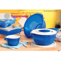 Tupperware Tigela Batedeira Plus 3 Peças/ Liquidação