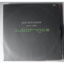 Lp Joy Division - Substance 1977-1980 - Com Encarte