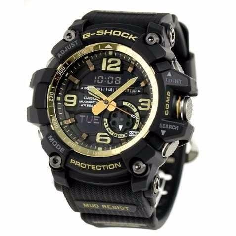 16ac5c3b017 Relógio Casio G Shock Gg 1000gb-1 Mudmaster