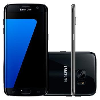 Galaxy S7 Edge Sm - g935fd Dual Chip 32gb + Película De Brinde