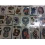 8 Cartelas Tatuagem Fake Sortida Frete Grátis