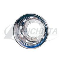 Roda Aluminio 22,5 X 8,25 Todos Scania Roda 10 Furos
