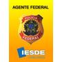 Curso Completo Prf Policia Rodoviaria Federal Iesde Em 5dvds