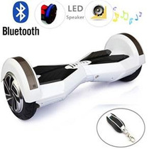 Scooter Eletrica Smart Balance Branca