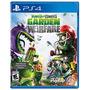 Jogo Plants Vs. Zombies: Garden Warfare - Ps4  Electronic Ar