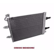 Condensador Ar G5 / G6 Gol / Voyage/ Fox / Polo Delphi