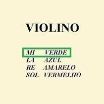 Corda Avulsa-para Violino -mauro Calixto - 1 Mi - Frete 5,00