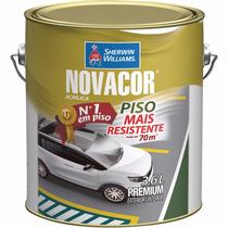 Tinta Piso Novacor 03,6l Azul