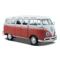 Volkswagen Van Samba (kombi) 1:25 Maisto