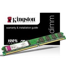 Memoria Kingston Desktop Ddr2 1gb 800 Mhz - Frete Gratis