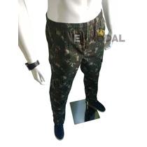 Calça Masculina Camuflada Exercito Tecido Rip Stop