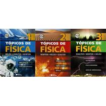 Resolução Livros Tópicos De Física -coleção 3 Volumes Ebook