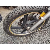 Roda Dianteira Dafra Speed 150 Sem Disco De Freio