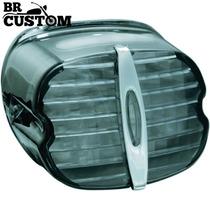 Lanterna Led Traseira Fumê Kuryakyn Deluxe Harley/hd/custom