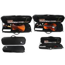Violino Eagle 4/4 Vk644 Profissional Estojo Com Higrômetro