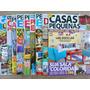 Revista Decoração Casas E Apartamentos Lote Com 9