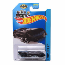 Hot Wheels City Batman - Batmobile 2014