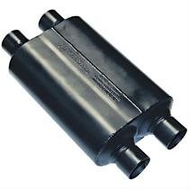 Abafador Surdina Dupla 2.5 Flowmaster Inox Opala 250s 4100