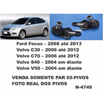 Pivô 18mm 21mm Par Ford Focus 08/ C30 07/ S40 04/ V50 05/