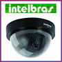 Mini Camera Intelbras Dome Day Night Ccd Sony Vmd 210 20mts