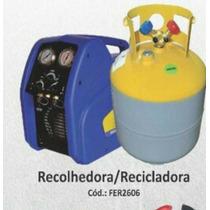 Recolhedora/recicladora Gás R134a Ar Condicionado Automotivo