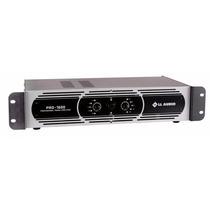 Amplificador De Potencia Ll Audio Pro1600 400wrms Som Bivolt