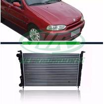 Radiador Palio / Siena / Strada 96/2000 Defletor Parafusado