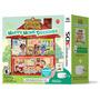 Kit Animal Crossing: Happy Home Designer + Leitor 3ds Bundle