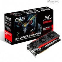 Placa De Vídeo Asus Radeon R9 390x 8gb 512 Bits 12x S/ Juros