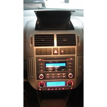Vw Polo Cubby Box Porta Treco Tampa Console Painel Central