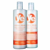 Ye Extreme Therapy Shampoo 500ml+ Condicionador 500ml Yellow