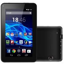 Tablet Multilaser Mi Supra Quad Core Nb199 Android 4.4 Preto