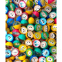 60 Bolinhas Pula Pula Turma Da Monica-festa Criança-vending