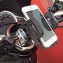 Suporte Para Moto Iphone 5s, Se, 6s, 6s Plus Preto