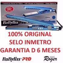 Chapinha Babyliss Profissional Titanium 450f Original 110v