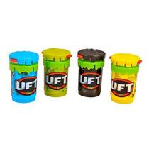Brinquedo Pião Uft Trash Pack Com Guia De Jogo 3134