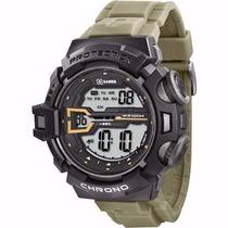 Relógio Masculino X-games Digital Esportivo Xmppd285