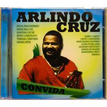 Cd Arlindo Cruz Convida Novo Lacrado