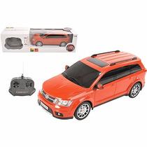 Carro De Controle Remoto Freemont Vermelho Fiat Frete Gratis