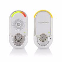 Baba Eletrônica Motorola Mbp8 Bivolt Led Alta Sensibilidade