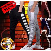 Calça Masculina Swag Bag Adida School - Pronta Entrega