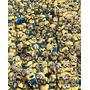 20 Placas Infantis 24x19cm P/ Chinelo Estampada+tiras Grátis