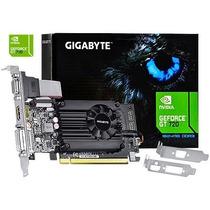 Placa De Video Gt 720 1gb Ddr3 64 Bits - Gv-n720d3-1gl Giga
