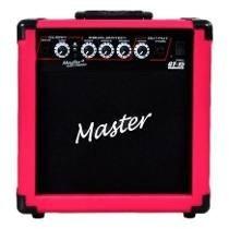 Cubo Para Guitarra Gt15 Rosa Gt 15 Pink