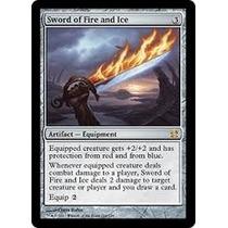 Magic Sword Of Fire And Ice, Vendilion Clique E + Mais
